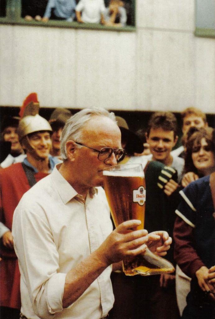 Gymnasium Weikersheim am 20.05.1985